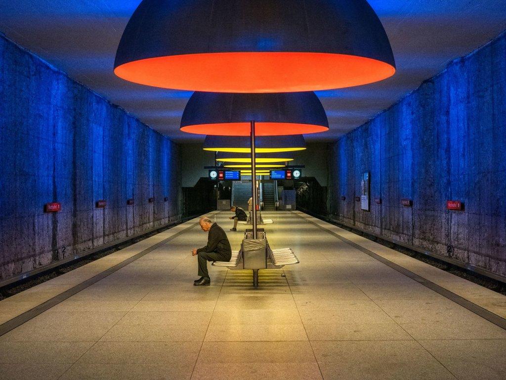 U Bahnhöfe in München